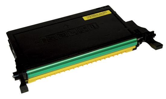 FAIRPRINT Toner für Samsung ersetzt: CLP-Y660B